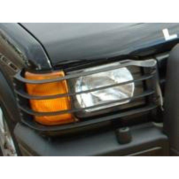 Kunststof koplampbeschermers Discovery 2, origineel van Land-Rover