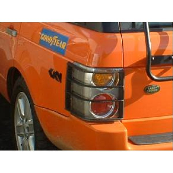 Achterlichtbeschermers Range Rover 02-09
