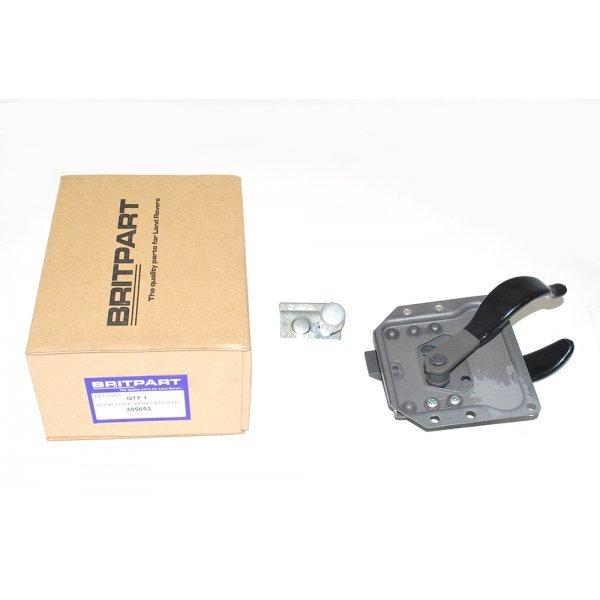 Door Handle and Lock - 395653