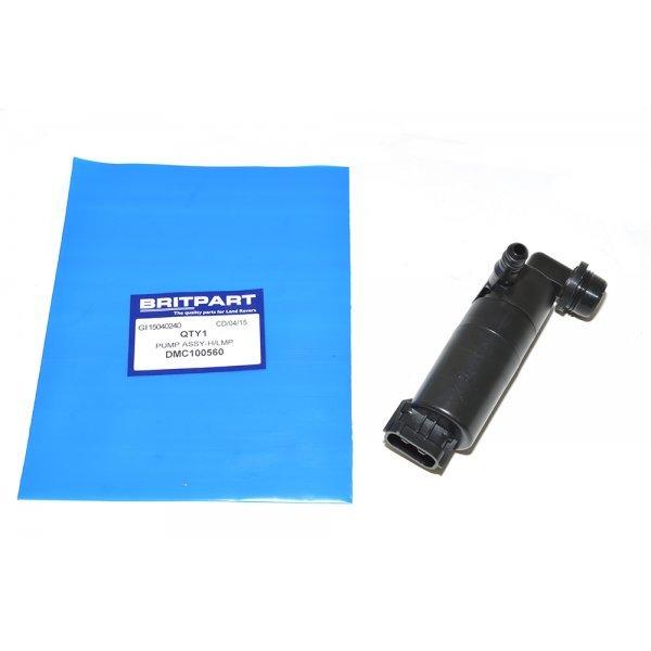 Headlamp Washer Pump - DMC100560