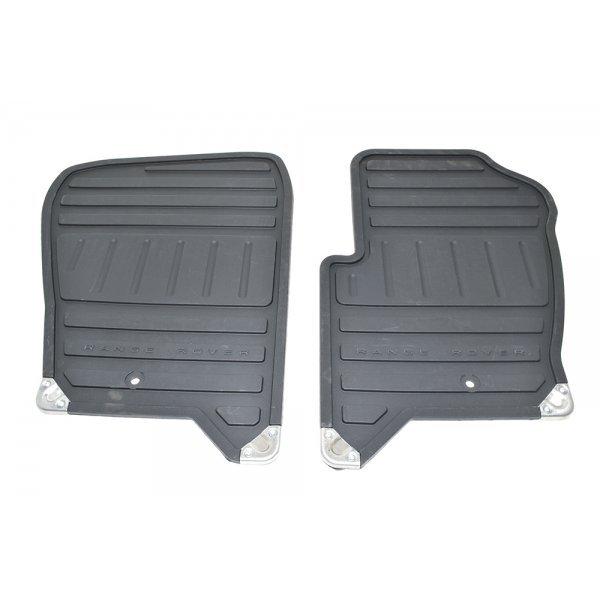 Rubber Mat Set Front - LR006244