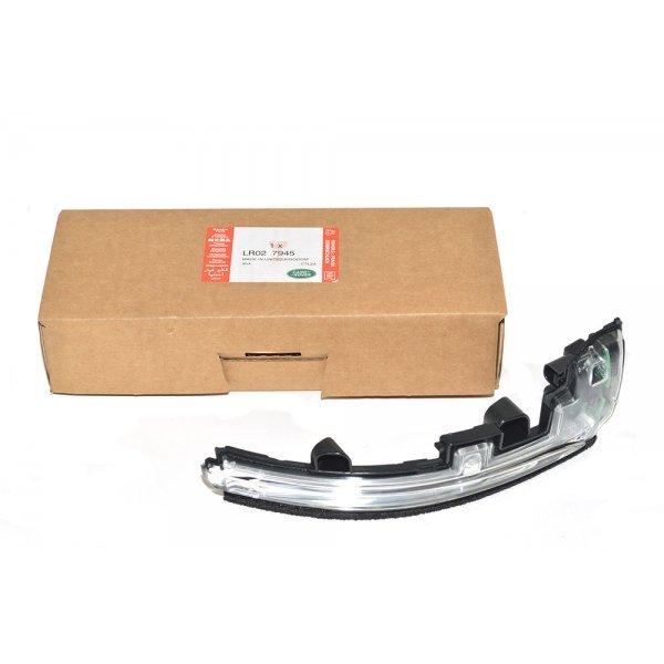 Mirror Flasher Lamp Assy RH - LR027945