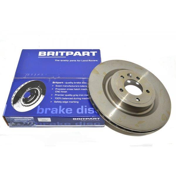 Disc - Rear - LR033302