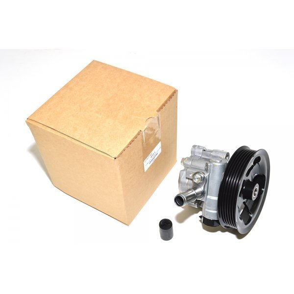 Power Steering Pump - QVB500380