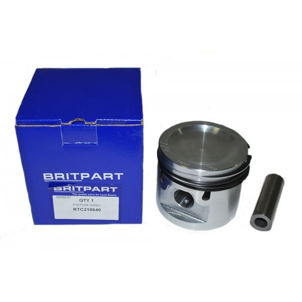 Piston and Rings Assembly - RTC218640