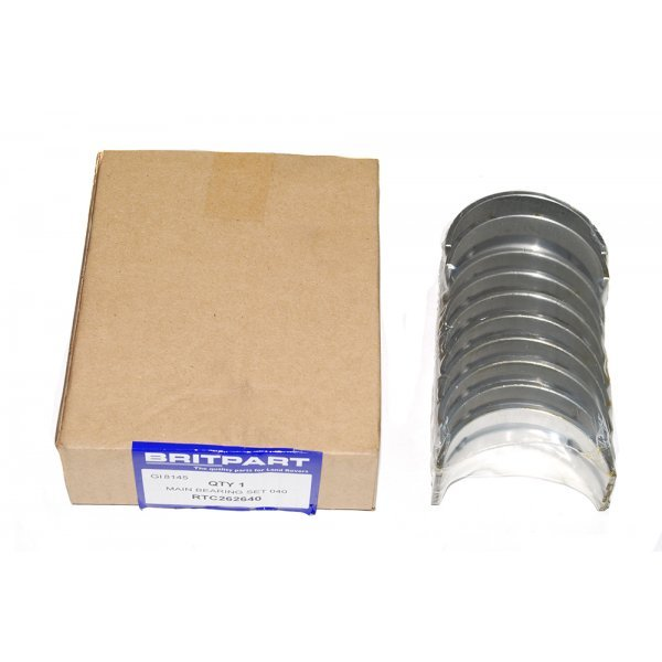 Main Crankshaft Bearing Set - RTC262640