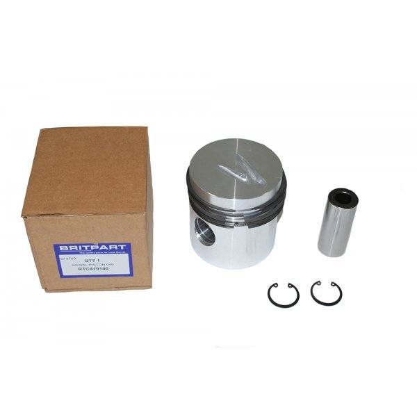Piston and Rings Assembly - RTC419140