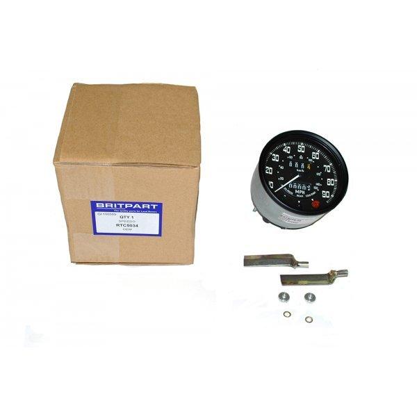 Snelheidsmeter - RTC5034