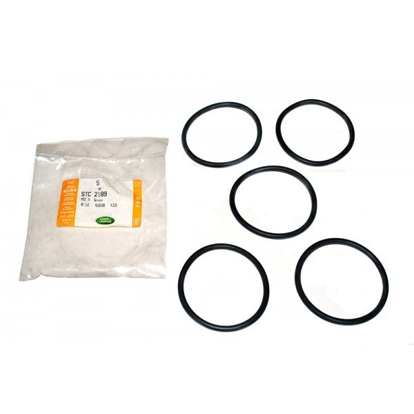 Rubber D Ring Set - STC2189