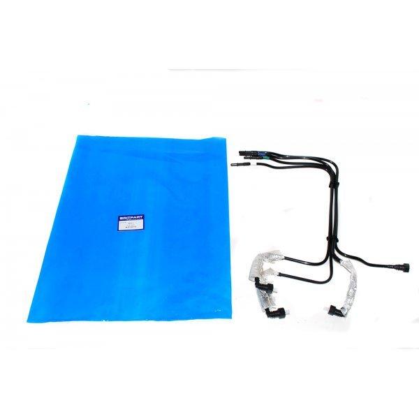 Fuel Line Set - Pump to Filter - WJP108110