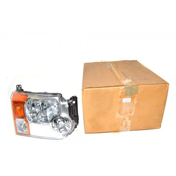 Headlamp Assy LHD RH - XBC001062