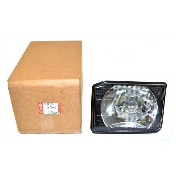 Headlamp Assembly LH - XBC105170