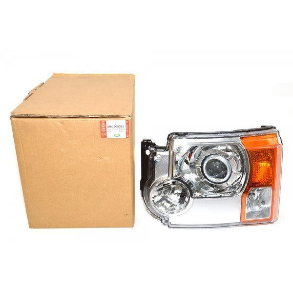 Headlamp Assy LHD LH - XBC500092