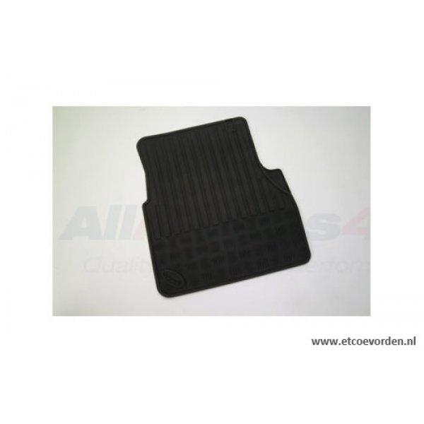 Rubber mattenset voor Defender modellen tot 2006
