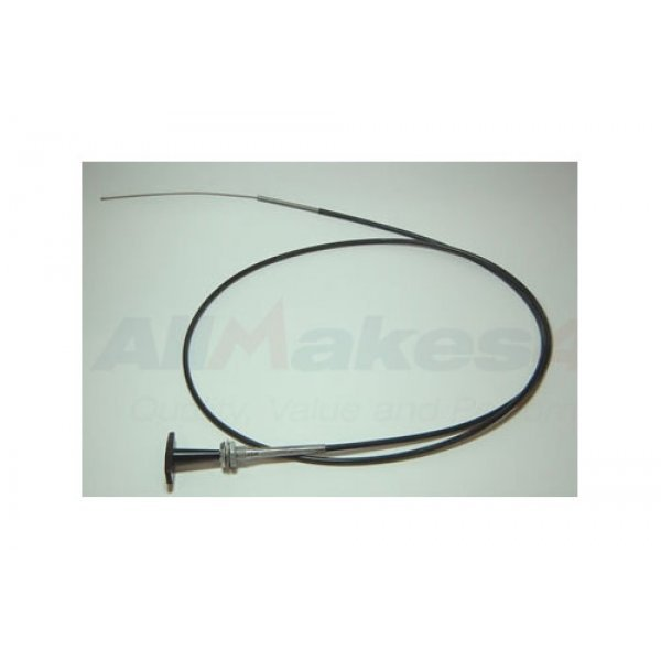 Bonnet Release Cable - ALR9556