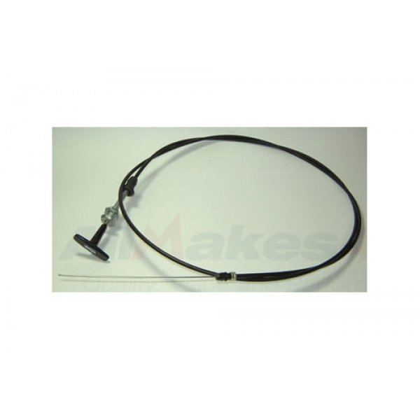 Bonnet Release Cable - ASR1405