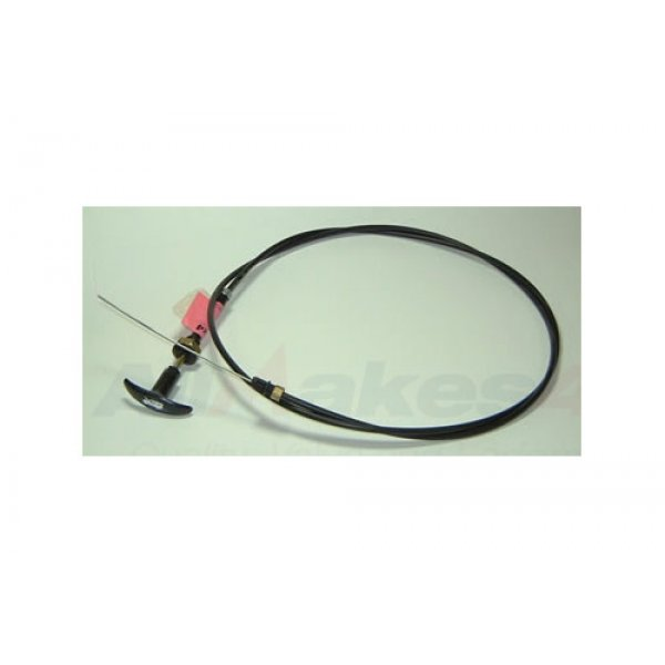 Bonnet Release Cable - ASR1457