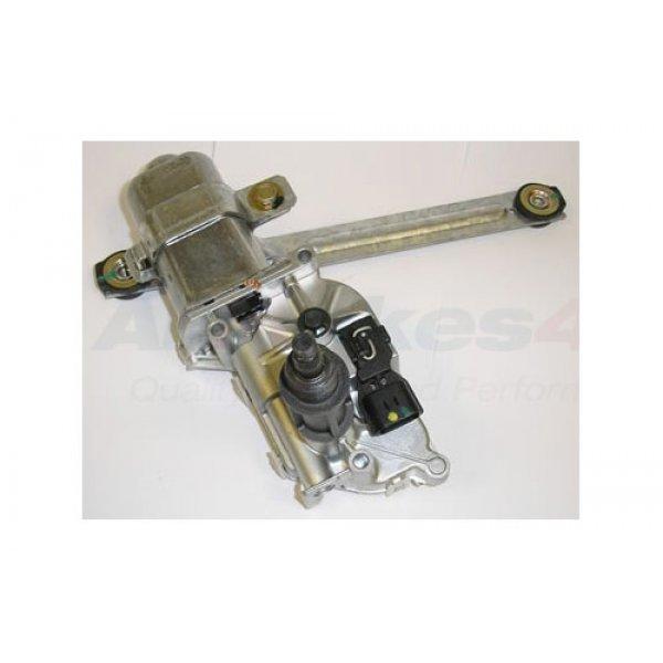 WIPER MOTOR & BRACKET ASSY - REAR WIPER - DLB101640