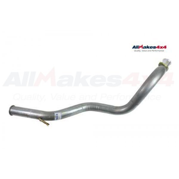 Rear Silencer and Tail Pipe - ESR4527