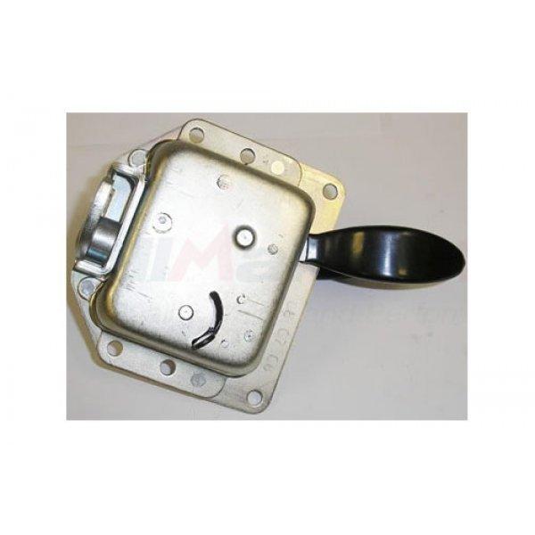 Door Handle and Lock Assy - FQJ500340