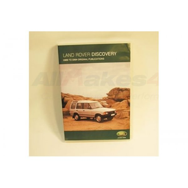 Land Rover Heritage Parts Catalogue - DVD - LHP31