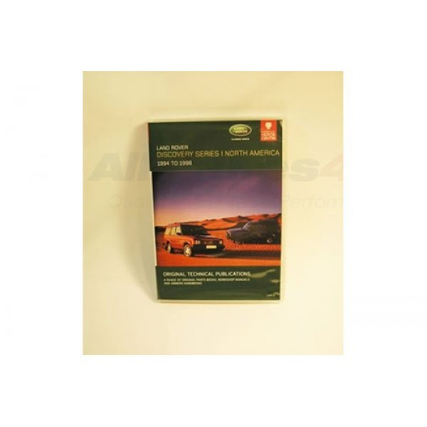 Land Rover Heritage Parts Catalogue - DVD - LHP33