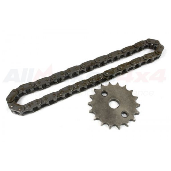 Ancilliary Chain and Sprocket - LQX100130GEN