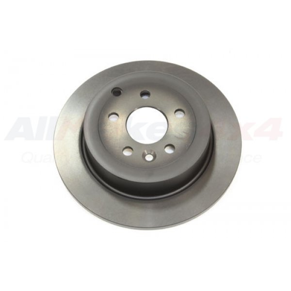 Rear Brake Disc - LR001018GEN