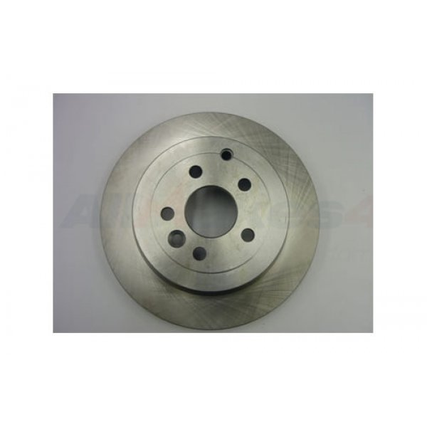 Rear Brake Disc - LR001018G