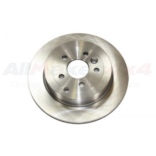 Rear Brake Disc - LR001019GEN