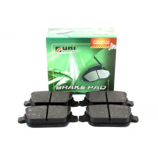 Rear Brake Pads - LR003657
