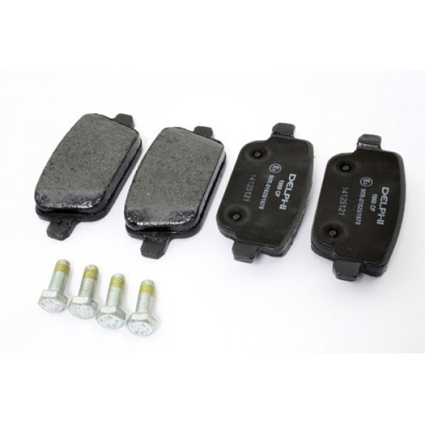 Rear Brake Pads - LR003657G