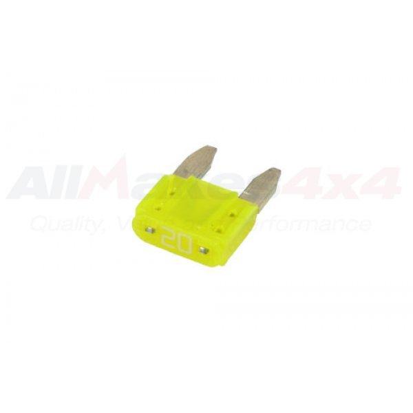 Blade Mini Fuse 20A - LR003741