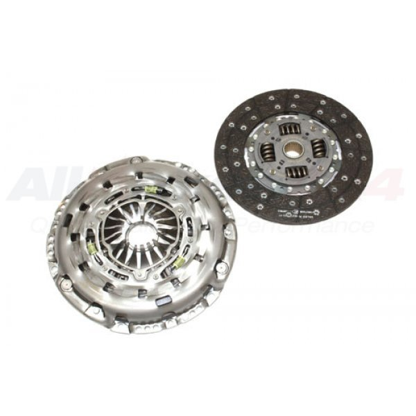 Clutch Plate and Cover - LR005809GEN
