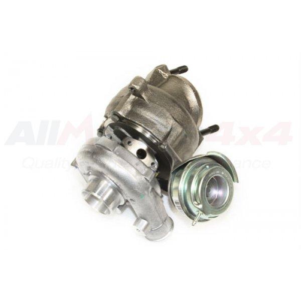 Turbocharger - LR006108