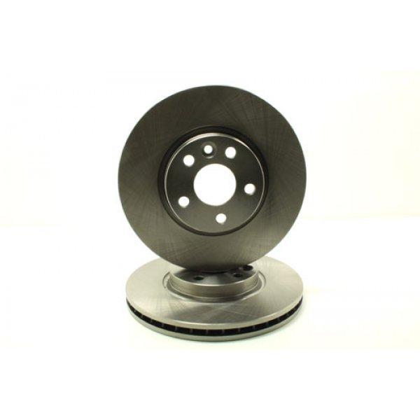 Front Brake Disc - LR007055F