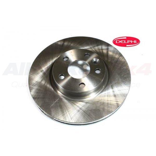 Front Brake Disc - LR007055G