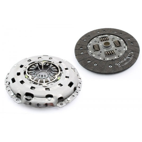 Clutch Plate and Cover - LR008556