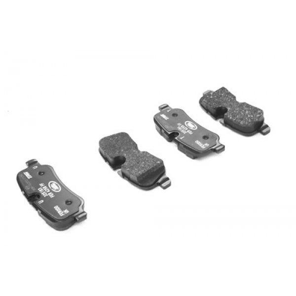 Rear Brake Pads - LR015519GEN