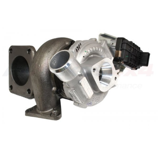 Turbocharger Assembly - LR018396