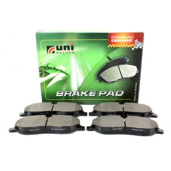 Front Brake Pads - LR019618