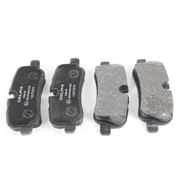 Rear Brake Pads - LR019627G
