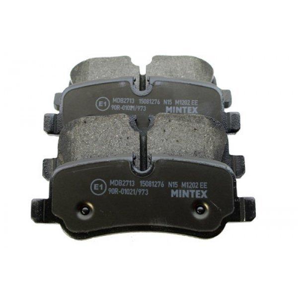 Rear Brake Pads - LR019627M
