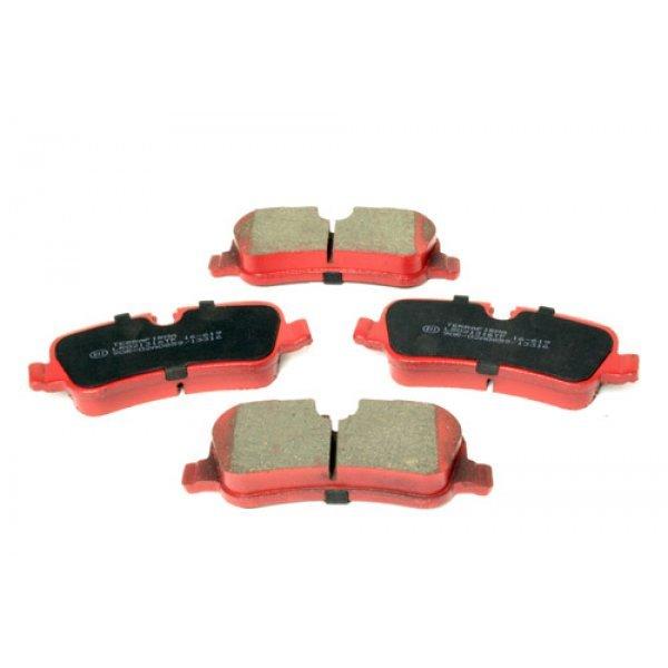 Brake Pad Set - LR021316TF