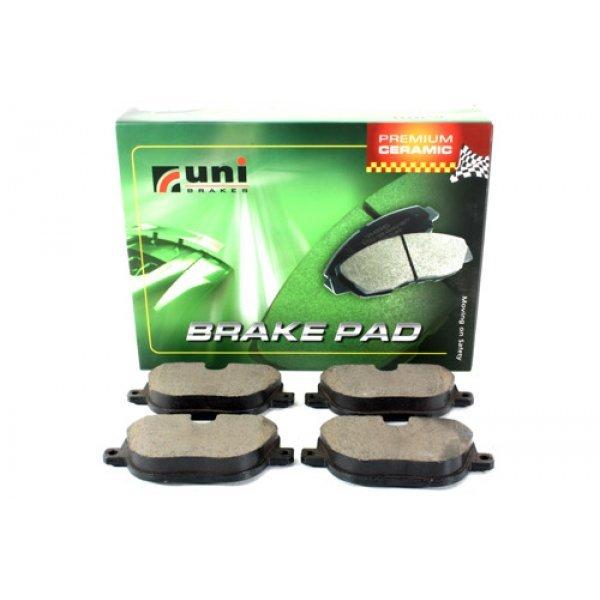 Rear Brake Pads - LR025739