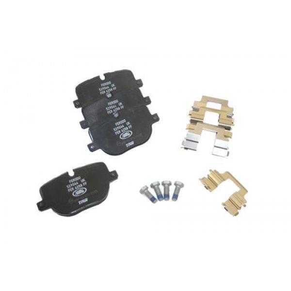 Rear Brake Pads - LR025739GEN