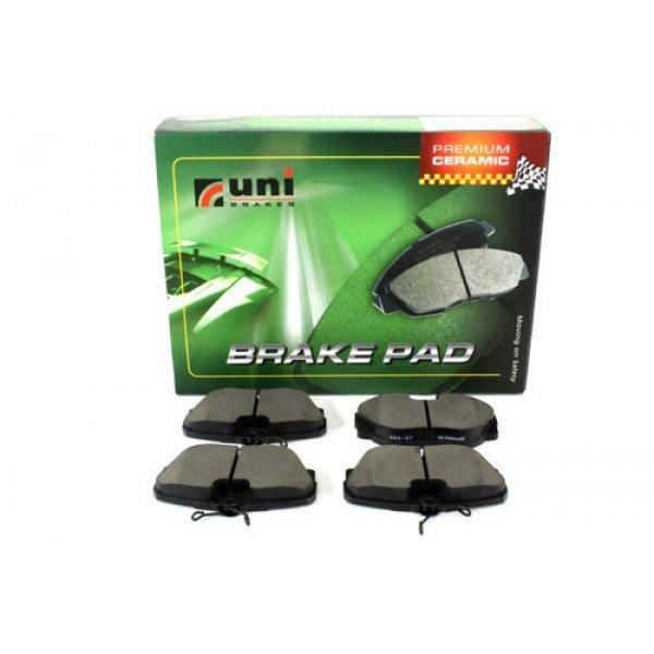 Brake Pad Set - LR026221