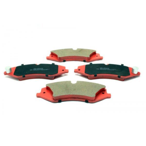 Brake Pad Set - LR026221TF