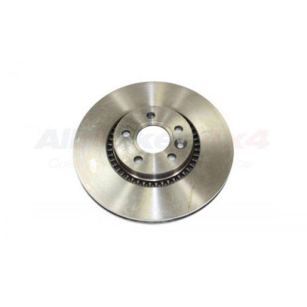 Front Brake Disc - LR027107GEN