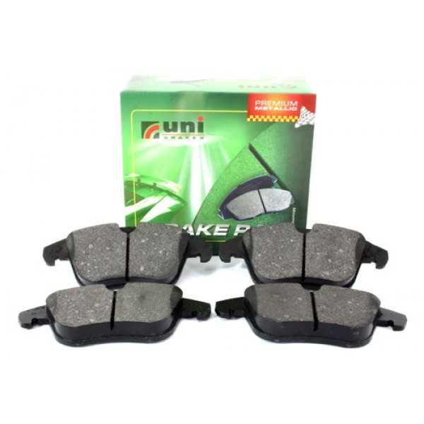 Front Brake Pad Set - LR027309GEN